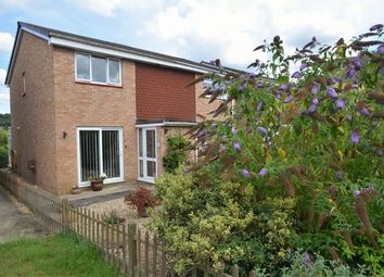 Thumbnail 3 bed semi-detached house for sale in Mount Close, Honiton