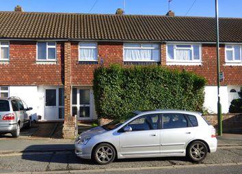 Thumbnail 3 bed terraced house for sale in Wick Street, Wick, Littlehampton