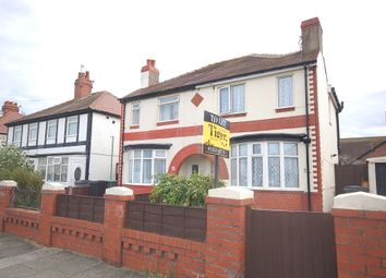 Thumbnail 2 bed semi-detached house to rent in Leith Avenue, Thornton-Cleveleys