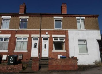 Thumbnail 2 bed terraced house for sale in Charterhouse Road, Stoke, Coventry, West Midlands