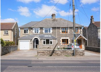 Thumbnail 4 bed semi-detached house for sale in Hobbs Wall, Bath