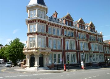 Thumbnail 2 bedroom flat to rent in Broad Street, Barry