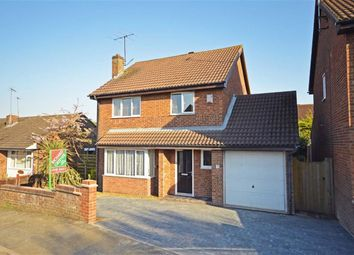 Thumbnail 4 bedroom detached house for sale in Mendip Road, Northampton