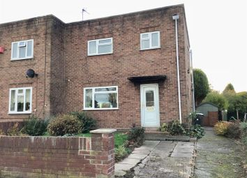 Thumbnail 3 bed semi-detached house for sale in Wrekin Drive, Donnington, Telford