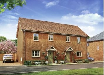 Thumbnail 2 bed semi-detached house for sale in The Bassett, Plot 4 Winchelsea Gate, Oundle Road, Weldon
