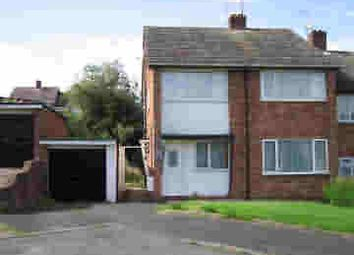 Thumbnail 2 bed maisonette to rent in Patshull Close, Great Barr, Birmingham