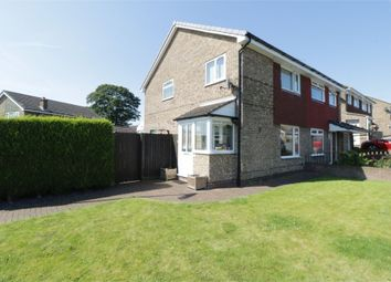 Thumbnail 3 bed semi-detached house for sale in Kestrel Avenue, Thorpe Hesley, Rotherham, South Yorkshire