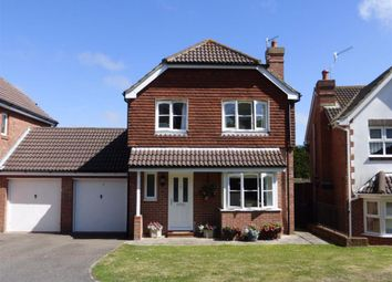 Thumbnail 4 bed detached house to rent in Clementine Avenue, Seaford