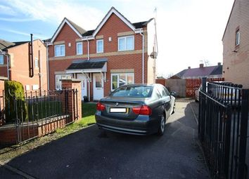 Thumbnail 2 bed semi-detached house for sale in Fretson Road South, Sheffield