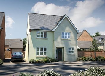 Thumbnail 3 bed detached house for sale in Wall Park Road, Brixham