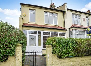 Thumbnail 3 bed end terrace house for sale in Brodrick Grove, Abbey Wood, London
