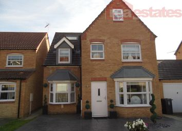 Thumbnail 6 bed detached house to rent in Northbridge Park, St. Helen Auckland, Bishop Auckland