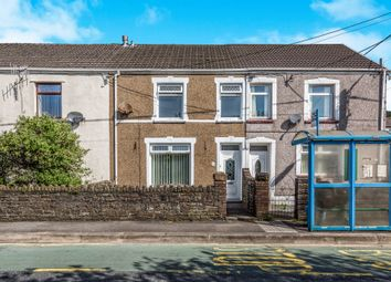 Thumbnail 3 bed terraced house for sale in Bryngurnos Street, Bryn, Port Talbot