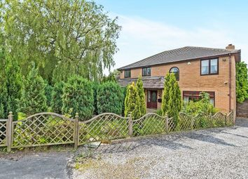 Thumbnail 4 bed detached house for sale in Green Arbour Court, Thurcroft, Rotherham