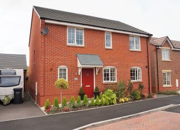 Thumbnail 4 bed detached house for sale in Banks Road, Badsey, Evesham