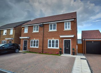 Thumbnail 3 bed property for sale in Lily Gardens, Blyth