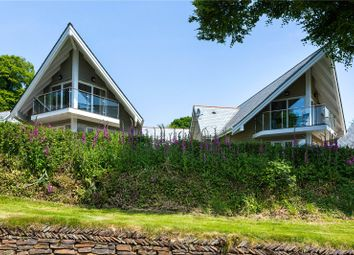 Thumbnail 3 bed detached house for sale in Trewhiddle Village, St. Austell, Cornwall