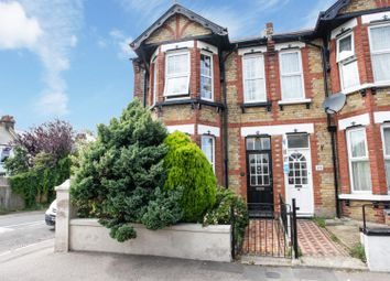 Thumbnail 3 bed end terrace house for sale in Queen Bertha Road, Ramsgate