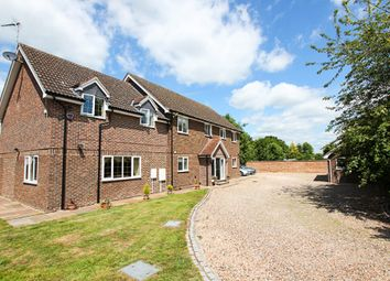 Thumbnail 5 bed detached house for sale in North Street, Burwell