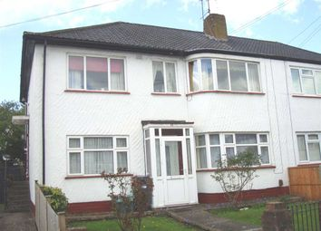 Thumbnail 2 bed maisonette to rent in Otterburn Gardens, Isleworth