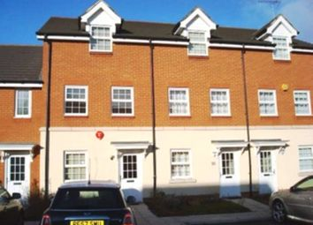 Thumbnail 4 bed town house to rent in Jersey Drive, Winnersh