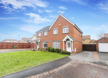 Thumbnail 3 bed semi-detached house for sale in West Clifton, Killingworth, Tyne And Wear