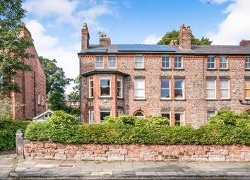 Thumbnail 7 bed semi-detached house for sale in Sefton Drive, Sefton Park, Liverpool