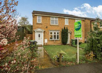 Thumbnail 3 bed semi-detached house for sale in Belton Drive, Butterley, Ripley