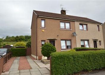 Thumbnail 2 bedroom semi-detached house for sale in Moraine Avenue, Blairdardie, Glasgow