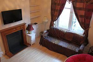 Thumbnail 2 bedroom flat to rent in Howburn Place, City Centre