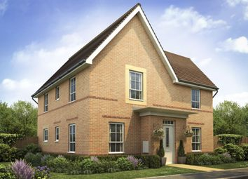 "Thumbnail 4 bed detached house for sale in ""Lincoln"" at Yarnfield, Stone"