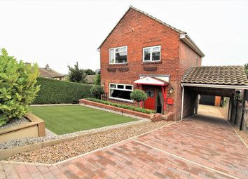 Thumbnail 3 bed detached house for sale in New Road, Mapplewell, Barnsley S75 6Ep