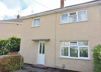 Thumbnail 3 bed semi-detached house for sale in Tynycae Road, Llansamlet, Swansea