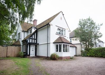 Thumbnail 4 bed detached house for sale in College Road, Sutton Coldfield