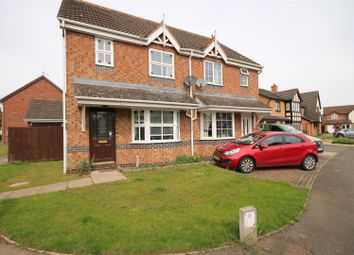 Thumbnail 3 bed property to rent in Dickens Drive, Stamford
