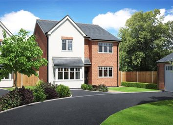 Thumbnail 4 bed detached house for sale in Plot 3, Badgers Fields (Phase II), Arddleen, Powys