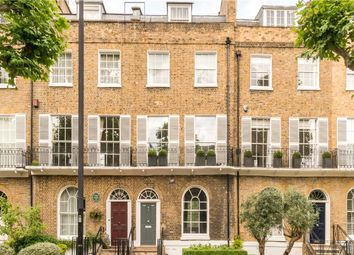 Thumbnail 5 bed end terrace house to rent in Hamilton Terrace, London