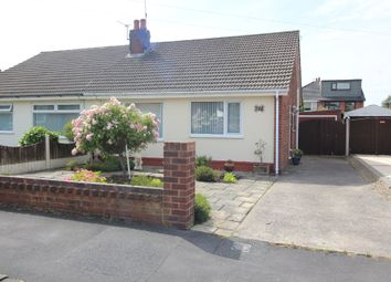 Thumbnail 2 bed semi-detached bungalow for sale in St. Davids Road, Farrington Leyland