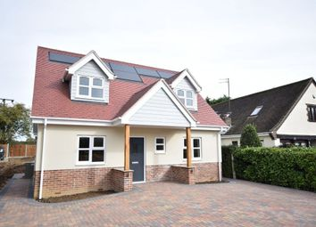 Thumbnail 3 bed detached house for sale in London Road, Clacton-On-Sea