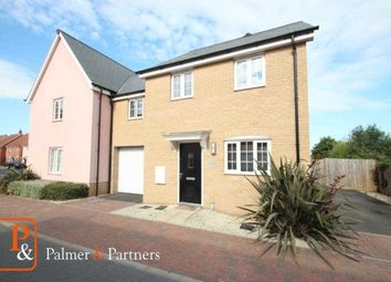 Thumbnail 3 bed semi-detached house for sale in Cross Road, Clacton-On-Sea