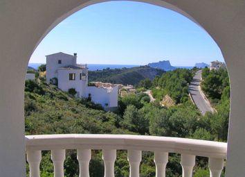 Thumbnail Detached house for sale in 03726 El Poble Nou De Benitatxell, Alicante, Spain
