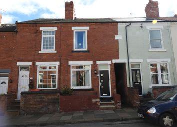 Thumbnail 2 bed terraced house for sale in Sandy Lane, Hucknall, Nottingham