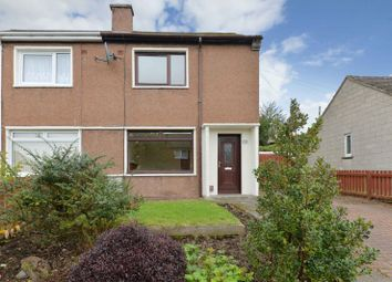 Thumbnail 2 bed semi-detached house for sale in Forthview, Kirknewton, West Lothian