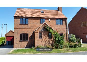 Thumbnail 4 bed detached house to rent in Elm Tree Rise, Kneesall, Newark