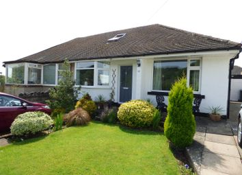 Thumbnail 3 bed semi-detached bungalow for sale in The Rise, Bolton Le Sands, Carnforth