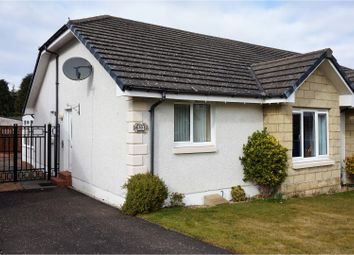 Thumbnail 2 bed semi-detached bungalow for sale in Sandyhill Road, Tayport