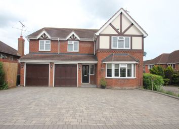 Thumbnail 5 bed detached house for sale in Jubilee Close, Hockley