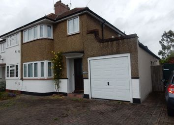 Thumbnail 3 bed semi-detached house to rent in Kingston Ave, Feltham
