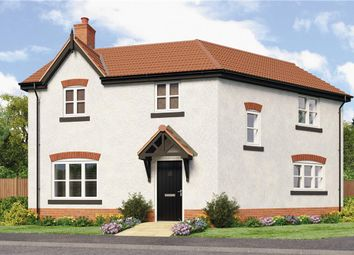 "Thumbnail 3 bed semi-detached house for sale in ""Kipling"" at Main Road, Great Haywood, Stafford"