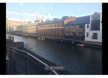 Thumbnail 1 bed flat to rent in Frances Wharf, London